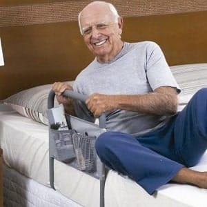 Acesse a cama com mais segurança